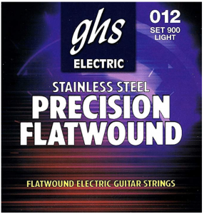 ghs flat wound guitar strings